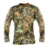 Langærmet T-shirt i camouflage fra Graff