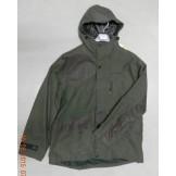 Jagtjakke / fritidsjakke fra Graff, vind- og vandafvisende med menbran. Farve: Oliven